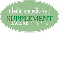 Hero Nutritionals Delicious Living 2014 Award Winner
