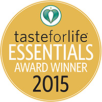 Hero Nutritionals Taste for Life Award Winner