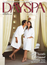 Day Spa Magazine Cover