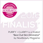 New Beauty 2016 Award Badge
