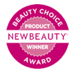 New Beauty 2017 Award Badge