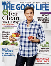 MyChelle in Dr. Oz Good Life Magazine