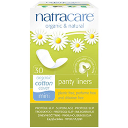 About Natracare Panty Liners