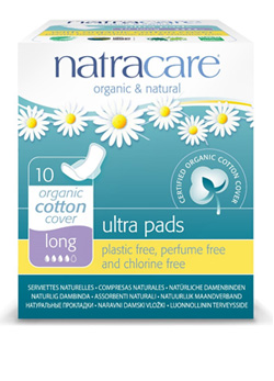 About Natracare Ultra Pads