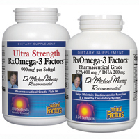Natural Factors RX Omega Factors