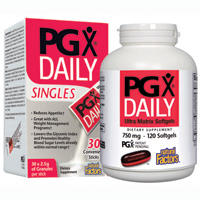 Natural Factors PGX Daily