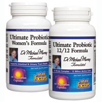 Natural Factors Ultimate Probiotics