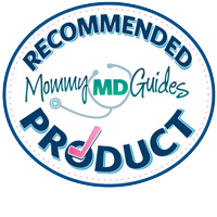 Mommy Guides Recommended Product Award