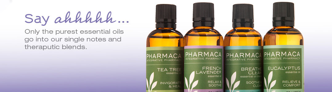 Aromatherapy and Essential Oils from Pharmaca