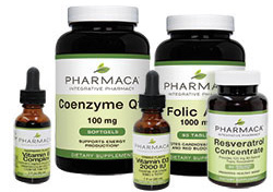 Supplements by Pharmaca