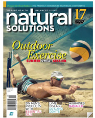 Quantum Health NAtural Solutions Press Cover
