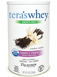 tera'swhey Simply Pure/rBGH Free Whey Protein