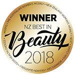 NZ Best in Beauty Best Cleanser Award