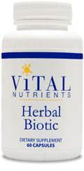 ital Nutrients Herbal Biotic