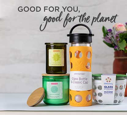 Natural Home products at Pharmaca