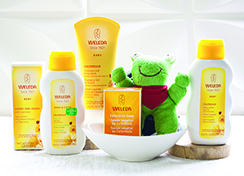 Kids and Baby skin Care and Bath