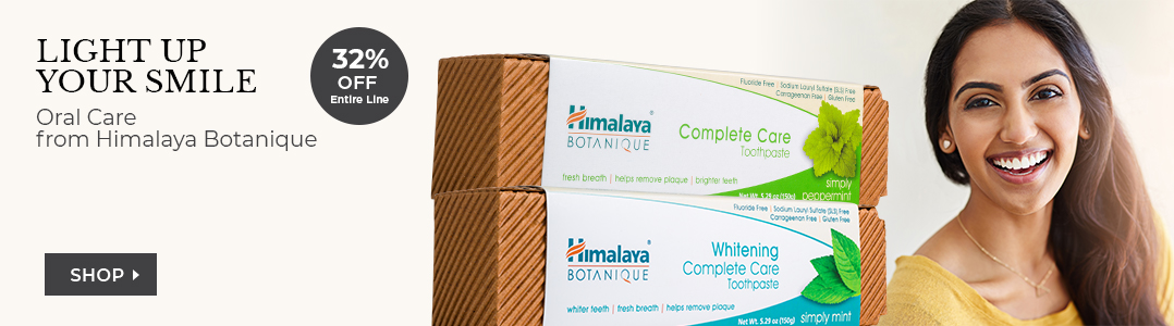Shop Himalaya 32% off entire line
