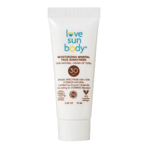 Love Sun Body gift with purchase