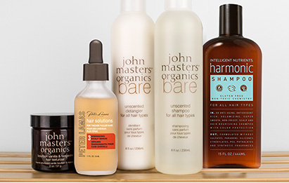 Bath & Body Products - from john masters organics, Peter Lamas, Intelligent Nutrients 