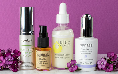 Beauty Products - from Sonage, evanhealy, Juice Beauty, Sanitas Skincare and more