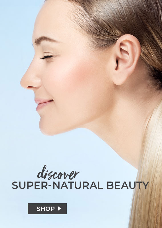 Discover Super Natural Beauty Products