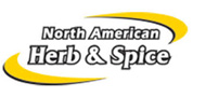 north american herb and spice Logo