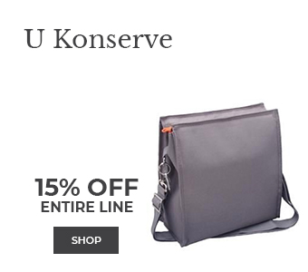 Shop U Konserve 15% off entire line