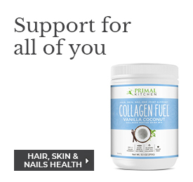 Shop Hair, Skin and Nails Health - Primal Kitchen Collagen Fuel