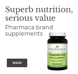 Shop Pharmaca Brand Supplements - Superb Nutrition, Serious Value