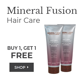 Shop Mineral Fusion Buy 1, Get 1 Free Shampoos and Conditioners Sale