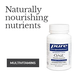 Naturally Nourishing Nutrients - Pure Multivitamins - Shop Multivitamins