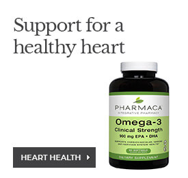 Support for a healthy heart