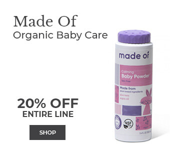 Made Of -  Organic Baby Care