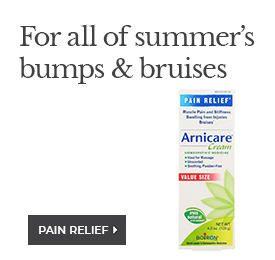 For all of summer's bumps & bruises