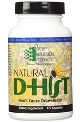Ortho Molecular Natural D-Hist