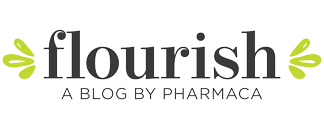 Flourish - A blog by Pharmaca LOGO