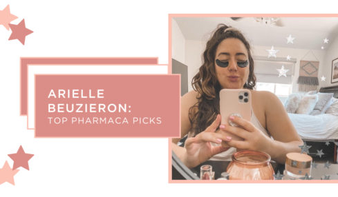 A selfie of Arielle Beuzieron who gives us her top holiday gift picks.