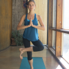 Step-by-Step Yoga Pose: Figure 4
